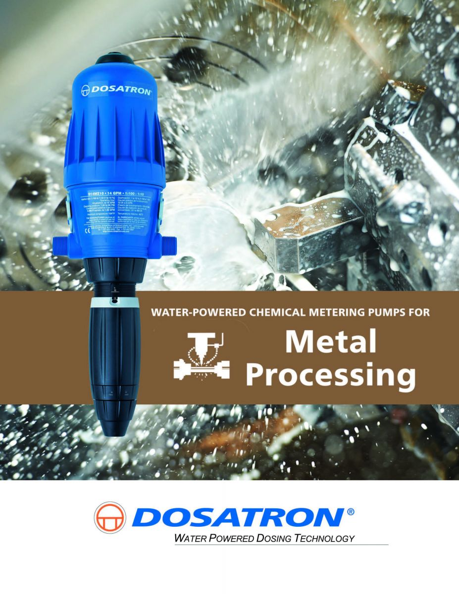 Metal Processing Brochure